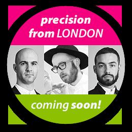 Coming soon: Präzision aus London, Top-Trainer Michael Mengisoglou, Giammarco Amoroso und Marcus Gröllich