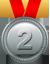 Silber-Medaille